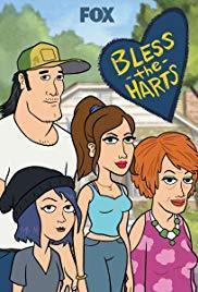 Bless The Harts Season 1 cover art