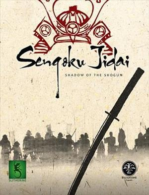 Sengoku Jidai: Shadow of the Shogun cover art