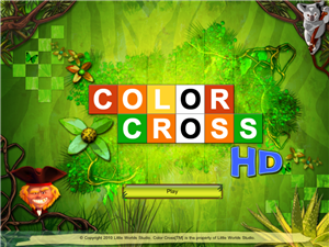 Color Cross cover art