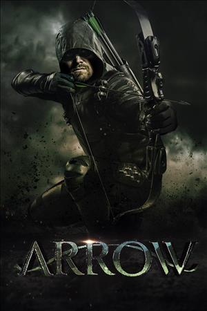 Arrow Season 6 (Part 2) cover art