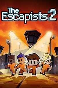 The Escapists 2 cover art