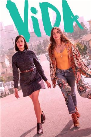 Vida Season 3 cover art