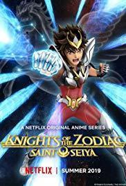 Saint Seiya: Knights of the Zodiac Season 1 cover art