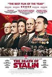 The Death of Stalin cover art