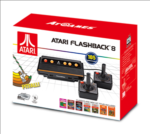 Atari Flashback 8 cover art