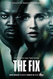 The Fix Season 1 cover art