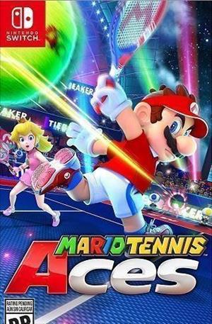 Mario Tennis Aces cover art