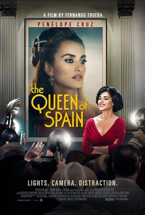 The Queen of Spain cover art