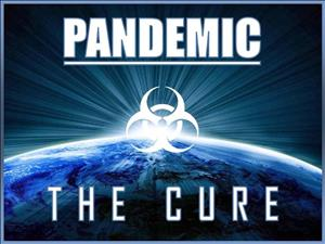 Pandemic: The Cure cover art