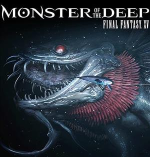 Monster of the Deep: Final Fantasy XV cover art
