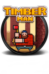 Timberman VS cover art