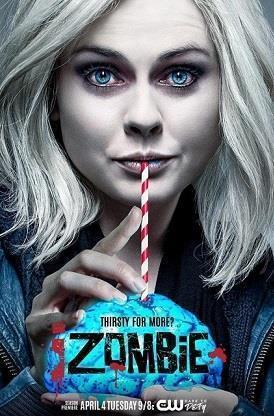 iZombie Season 4 cover art