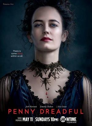 Penny Dreadful Season 1 cover art