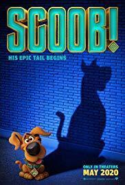 Scoob! cover art
