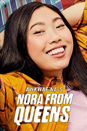 Awkwafina Is Nora from Queens Season 2 cover art