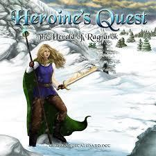 Heroine's Quest: The Herald of Ragnarok cover art