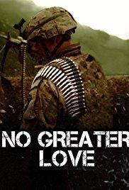 No Greater Love cover art
