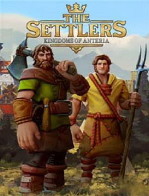 The Settlers - Kingdoms of Anteria cover art
