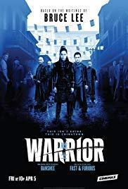 Warrior Season 1 cover art