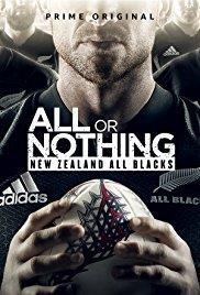 All or Nothing: New Zealand All Blacks cover art