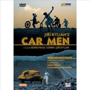 Car Men cover art