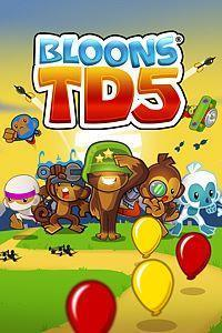 Bloons TD 5 cover art