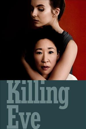 Killing Eve Season 2 cover art