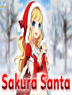 Sakura Santa All Ages cover art