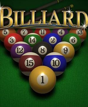 BILLIARD cover art