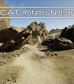 CAT Interstellar cover art
