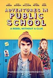Adventures in Public School cover art