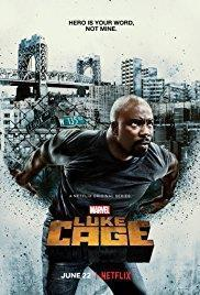 Luke Cage Season 2 cover art