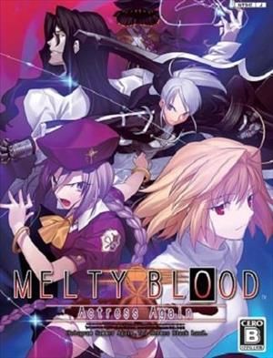 Melty Blood: Actress Again Current Code cover art