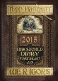 Discworld Diary 2015: We R Igors: First and Last Aid (Terry Pratchett) cover art