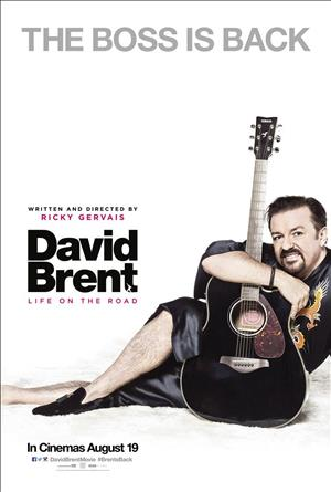 David Brent: Life on the Road cover art