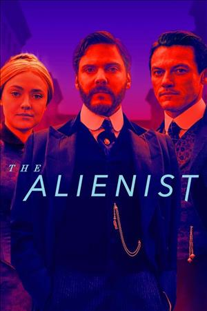 The Alienist Season 2 cover art