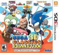 Sega 3D Classics Collection cover art