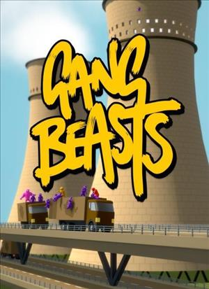 Gang Beasts cover art