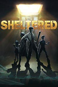 Sheltered cover art