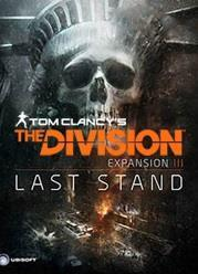 Tom Clancy's The Division - Last Stand cover art