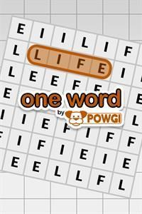 One Word By Powgi cover art
