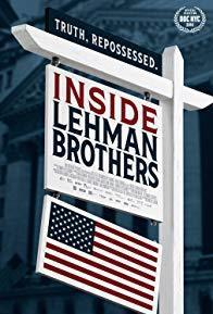 Inside Lehman Brothers cover art