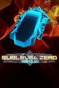 Sublevel Zero Redux cover art