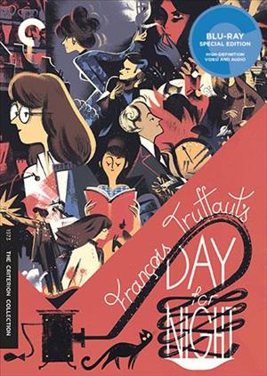 Day for Night - Criterion Collection cover art