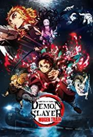 Demon Slayer the Movie: Mugen Train cover art