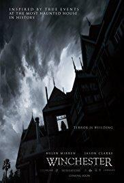 Winchester: The House That Ghosts Built cover art