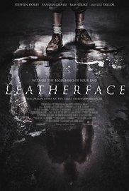 Leatherface cover art