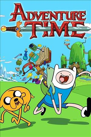 Adventure Time Season 9 cover art