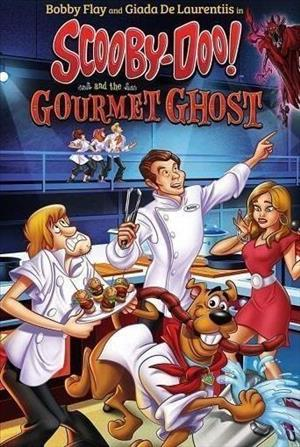 Scooby-Doo! and the Gourmet Ghost cover art