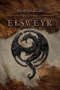 The Elder Scrolls Online: Elsweyr cover art
